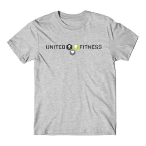 Logo - Short Sleeve T-shirt - Athletic Heather Gray Thumbnail